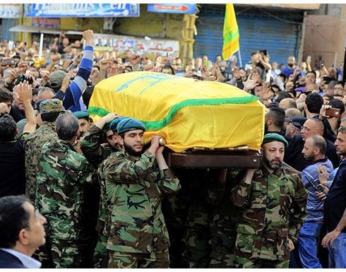 المقاومة الإيرانية : طهران تشيع مصطفى بدر الدين في بيروت