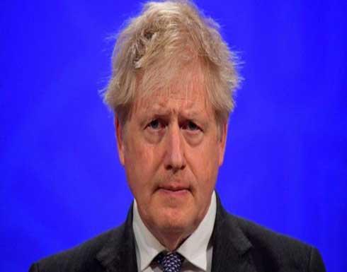 """جونسون يحث الفرنسيين على """"تمالك أنفسهم"""" و""""منحه استراحة"""" بعد تداعيات صفقة الغواصات النووية"""