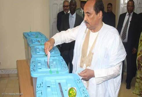 """موريتانيا إلى صناديق """"الانتخابات البرلمانية"""""""