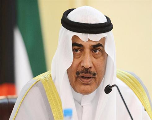رئيس الوزراء الكويتي : نؤكد موقفنا الثابت في دعم الشعب الفلسطيني