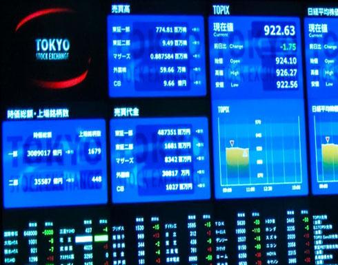 تراجع طفيف لأسهم اليابان مع ترقب اجتماع مجلس الفيدرالي الأميركي