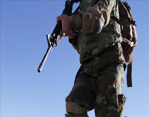 """مقتل جندي أمريكي من قوة """"الدعم الحازم"""" في أفغانستان"""