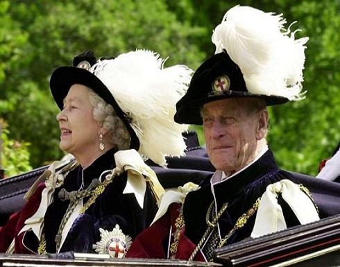 وصية الأمير فيليب طي الكتمان لتسعين عاما