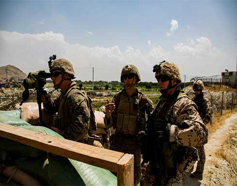 القوات الأميركية بدأت المرحلة الأخيرة في عملية الإجلاء بمطار كابل