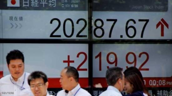 خسارة 530 مليون دولار في قرصنة بورصة عملات افتراضية باليابان