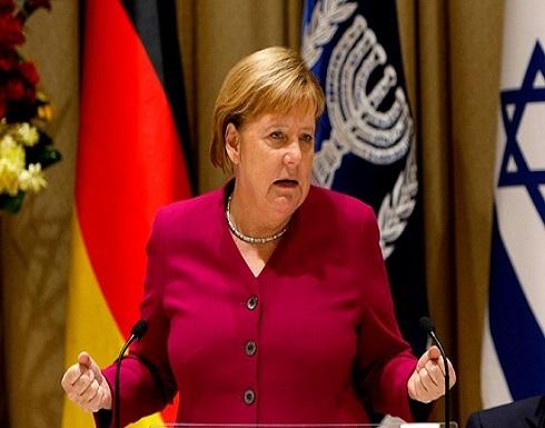 """أنغيلا ميركل تصل """"إسرائيل"""" قبل مغادرة منصبها"""