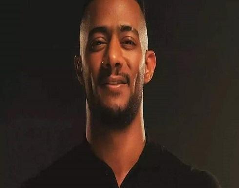 محمد رمضان يلطّخ يديه بالدماء..فما الأمر؟-بالصورة