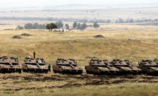 تهديد إسرائيلي باجتياح عسكري للحدود السورية
