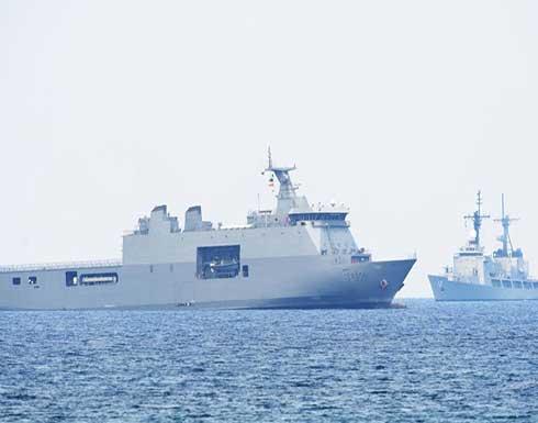 توتر بحري بين الفلبين والصين داخل مياه متنازع عليها