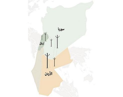 مصدر: توقع تصدير الكهرباء إلى لبنان خلال الربع الثاني 2022