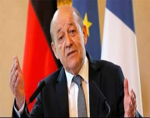 فرنسا: ندعو إلى إطلاق عملية السلام بين غزة وإسرائيل في أقرب وقت ممكن