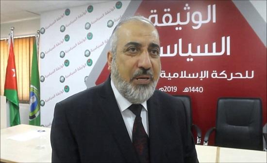 إصابة المراقب العام للإخوان المسلمين في الاردن بكورونا