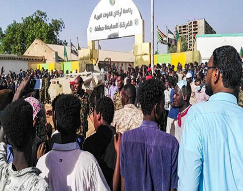 بالفيديو :الخرطوم.. سقوط 10 جرحى بالرصاص في محيط الاعتصام