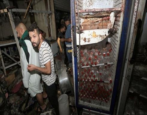"""بغداد.. إدانات إسلامية وعربية لتفجير """"ليلة العيد"""" الذي اسفر عن مقتل 30 شخصا"""