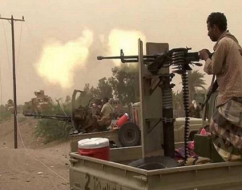 القوات اليمنية المشتركة تسيطر على المدخل الجنوبي للحديدة