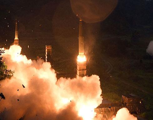 تدريب باكستاني على إطلاق صاروخ بقدرات نووية