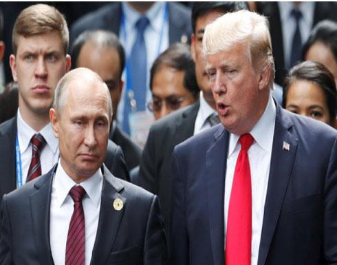 ترامب وبوتن.. اتفاق بشأن تنظيم الدولة وسوريا وعملية السلام