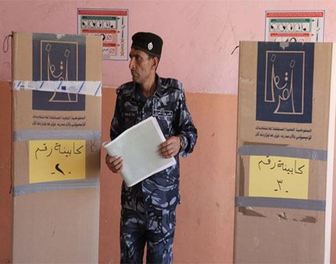 مواصلة الفرز اليدوي الجزئي للانتخابات التشريعية في العراق