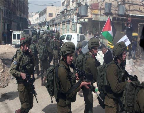 إصابة 8 فلسطينيين بالرصاص خلال مواجهات مع الجيش الاسرائيلي بالضفة