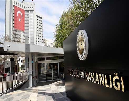 تركيا تستدعي سفير السويد احتجاجا على لقاءات مع إرهابيين