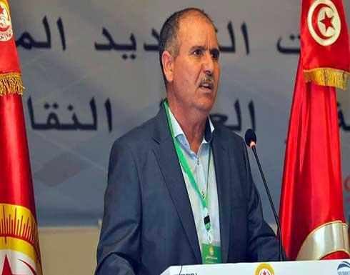 اتحاد الشغل التونسي: الدولة تتجه للانهيار.. ولن نصمت