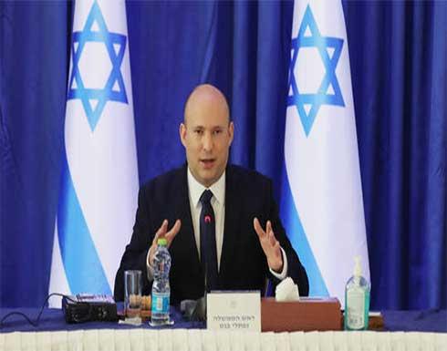 رئيس وزراء إسرائيل: قيام دولة فلسطينية سيكون خطأ فادحا