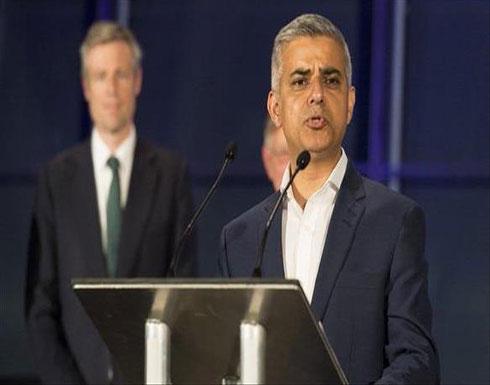 """عمدة لندن: ترامب لا يفهم سياسات الحرب وقراره بشأن القدس """"خطير"""""""