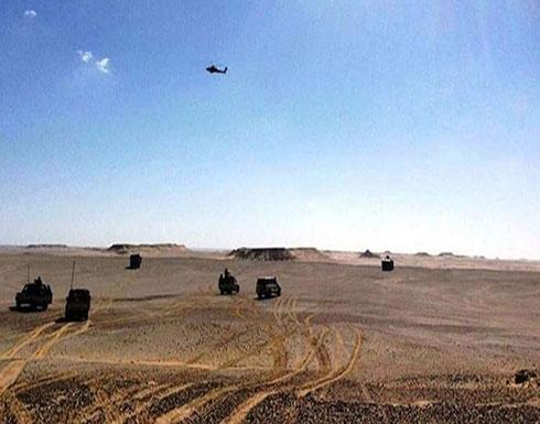 مصر حرس الحدود يكشف تفاصيل لغز اختطاف الضباط الثلاثة
