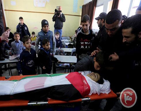 بالفيديو : تشييع جثماني شهيدين بالقطاع غزة
