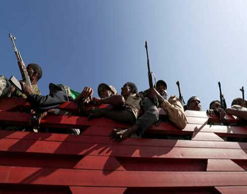 """إثيوبيا.. """"الجبهة الشعبية لتحرير تيغراي"""" تدمر سد تكازي"""