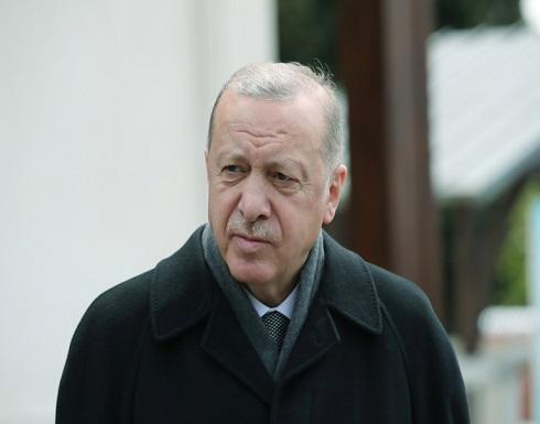 أردوغان: وزير خارجيتنا أوقف نظيره اليوناني عند حده .. بالفيديو