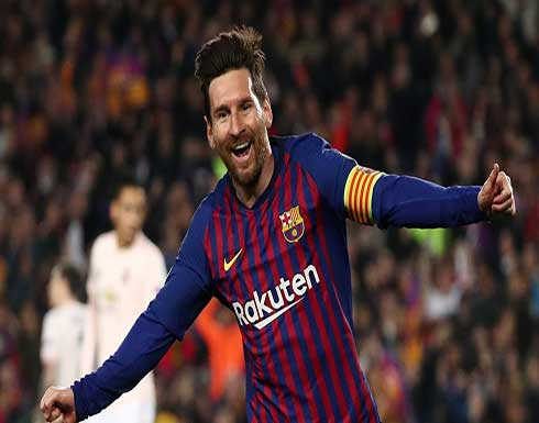 برشلونة يتفق مع ميسي على التجديد 5 سنوات