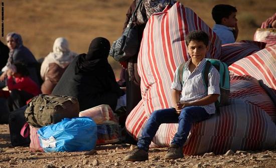 عودة 647  سورياً لبلادهم من الأردن