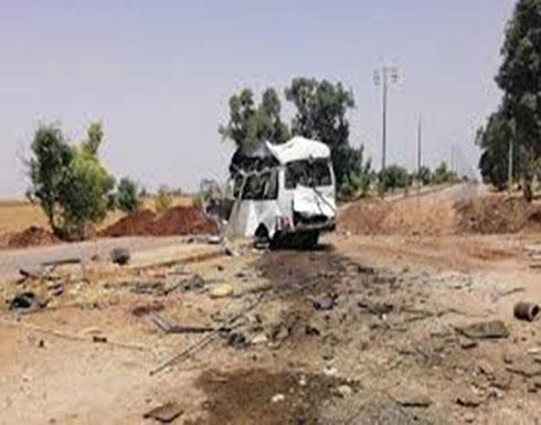5 قتلى للنظام السوري بتفجيرين في درعا
