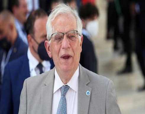 الاتحاد الأوروبي يؤيد فرض عقوبات على الطبقة السياسية اللبنانية