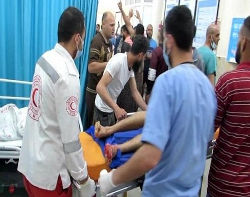 ارتفاع الشهداء الى 87 .. اربعة شهداء وجرحى جراء قصف طائرات الاحتلال لمنزل وسط غزة