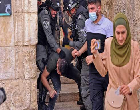 1500 معتقل فلسطيني منذ بداية تصاعد المواجهة في القدس