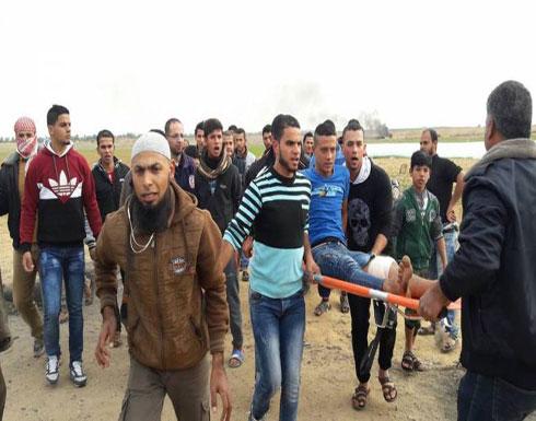 استشهاد شاب شرق قطاع غزة