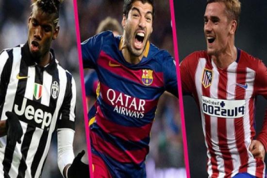 بالصور: أعلى 10 لاعبي كرة قدم قيمة على مستوى العالم