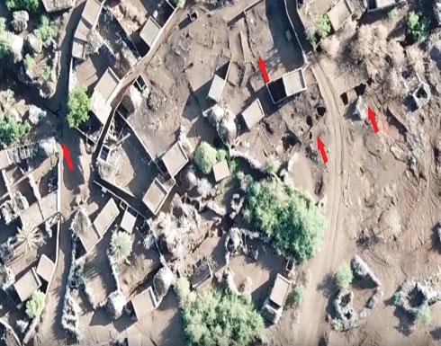 شاهد : الحوثي يحول منازل المواطنين بالحديدة لثكنات عسكرية