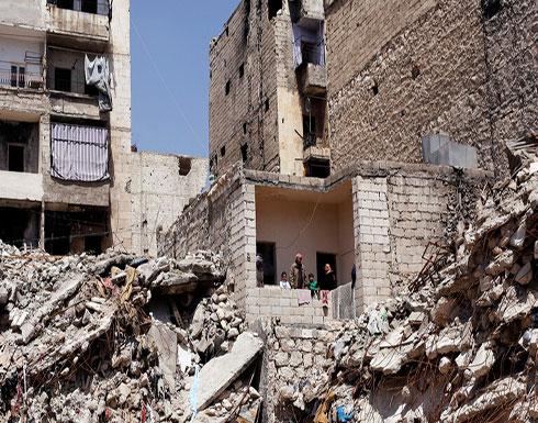 """مصدر عسكري : """"النصرة"""" تشن هجوما صاروخيا واسعا على حلب وأنباء عن قتلى"""