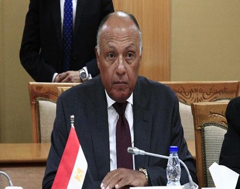 مصر: تلويح إثيوبيا باستخدام القوة العسكرية مرفوض