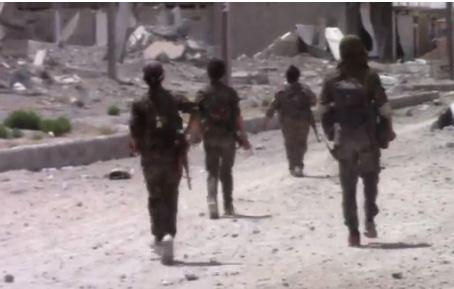 مقتل قائد عسكري من قوات سوريا الديمقراطية بالرقة