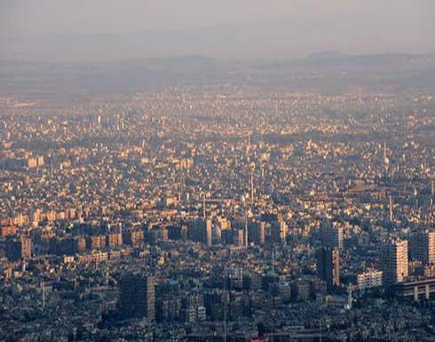 """تنظيم """"داعش"""" يعلن مسؤوليته عن تفجير أنبوب للغاز جنوب شرق دمشق"""