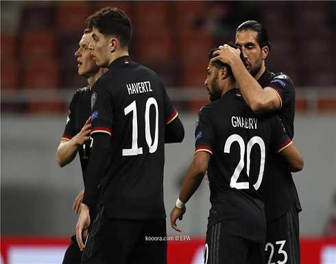 بالصور.. جنابري يقود ألمانيا لفوز ثمين على رومانيا