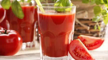 عصير الطماطم مفيد جداً للصحة ولتخفيف الوزن أيضاً