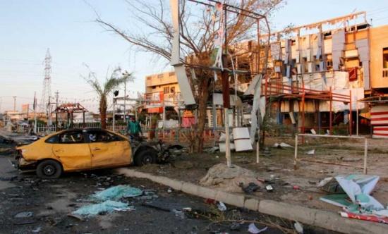 مقتل شخصين في تفجير عبوة ناسفة ببغداد