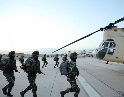 مصر: مناورات عسكرية مصرية سودانية في قاعدة مروى السودانية