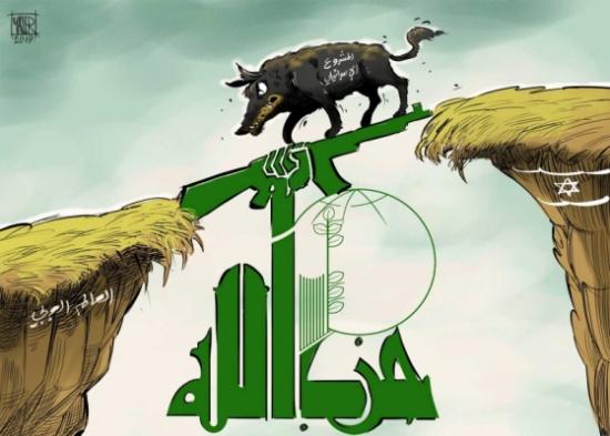 حزب الله والمشروع الإيراني
