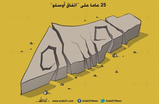 35 عاما على اتفاق اوسلو